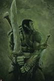 Skaar: Son of Hulk No11 Cover: Skaar