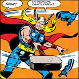 Comics - Thor Artwork - Panel Art