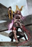 X-Men No 21: Warpath  Psylocke  Jubilee