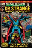 Marvel Comics Retro Style Guide: Dr Strange
