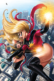 Ms Marvel No43 Cover: Ms Marvel