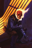 Ghost Rider No24 Cover: Ghost Rider