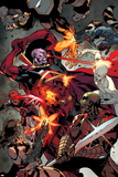 All-New X-Men No 24: Cyclops  Gladiator  Iceman  Rocket Raccoon  Beast  Drax  Gamora