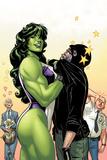 She-Hulk No38 Cover: She-Hulk