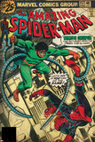 Marvel Comics Retro Style Guide: Spider-Man  Doctor Octopus