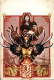 Wolverine: Manifest Destiny No3 Cover: Wolverine