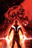 Annihilation: Conquest No3 Cover: Adam Warlock