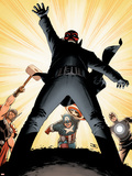 Uncanny Avengers No 3: Red Skull  Thor  Captain America  Havok
