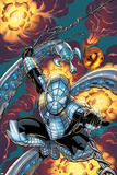 Marvel Knights Spider-Man No21 Cover: Spider-Man