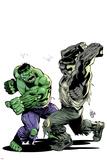 Incredibile Hulk No78 Cover: Hulk