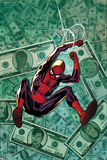 The Amazing Spider-Man No580 Cover: Spider-Man