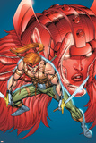 X-Force: Shatterstar No2 Cover: Shatterstar