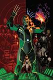 Avengers No24 Cover: Norman Osborn