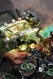 Ghost Rider No34 Cover: Ghost Rider