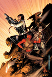 WWH Aftersmash: Warbound No5 Cover: Elloe  Hiroim  Korg and No-Name
