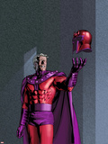 X-Men: Men & X-Men The End No2 Cover: Magneto