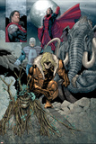 X-Men No162 Group: Sabretooth  Avalanche  Mamomax  Exodus and Black Tom