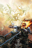 Ghost Rider No31 Cover: Ghost Rider