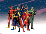 The Official Handbook Of The Marvel Universe Teams 2005 Group: Comet