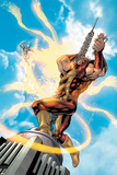 New Thunderbolts No12 Cover: Atlas  Songbird and Photon