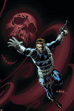 Dark Reign: The List - Secret Warriors One Shot No1 Cover: Nick Fury
