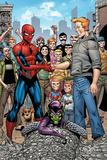 Marvel Adventures Spider-Man No34 Group: Spider-Man  Green Goblin  Flash Thompson