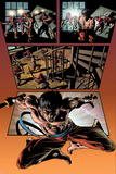 Secret Avengers No6: Shang-Chi Jumping