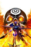 Dark Reign: Hawkeye No4 Cover: Hawkeye