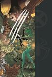 X-Men/Spider-Man No2 Cover: Spider-Man  Wolverine and Dazzler