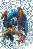 Marvel Team Up No5 Cover: X-23 and Spider-Man