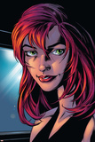 Ultimate Spider-Man No78 Headshot: Mary Jane Watson