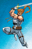 X-Force: Shatterstar No1 Cover: Shatterstar
