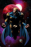 The New Avengers No3 Cover: Sentry