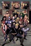 The Mighty Avengers No30 Group: Ronin