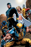 X-Men: Pixies And Demons Directors Cut Group: Wolverine