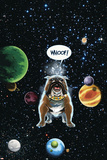 Lockjaw and The Pet Avengers No4 Cover: Lockjaw