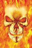 Ghost Rider No15 Headshot: Ghost Rider