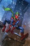 Marvel Adventures Spider-Man No46 Cover: Spider-Man
