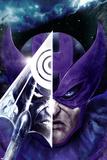 Dark Reign: Hawkeye No3 Cover: Hawkeye