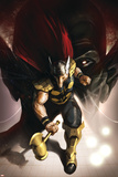 Secret Invasion Aftermath: Beta Ray Bill - The Green Of Eden No1 Cover: Beta-Ray Bill