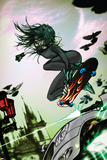 Amazing Fantasy No9 Cover: Scorpion Flying