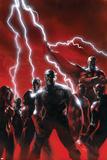 Secret Invasion No1 Cover: Captain America