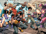 Ultimate X-Men No84 Group: Bishop