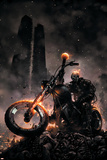 Ghost Rider No6 Cover: Ghost Rider