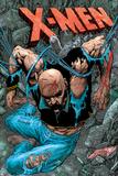Uncanny X-Men No393 Cover: Professor X