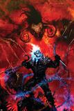 Ghost Rider: Danny Ketch No4 Cover: Ghost Rider