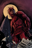 Daredevil By Ed Brubaker Saga Cover: Daredevil