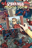 Spider-Man Loves Mary Jane No15 Cover: Spider-Man  Peter Parker  and Mary Jane Watson
