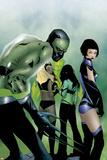 Marvel Nemesis: The Imperfects N2 Cover: Hazmat
