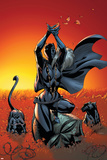 Black Panther No3 Cover: Black Panther